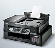 Brother MFC-T910DW Colour Inkjet Printer with Refill Tank System, Wireless connectivity, 2-sided printing, Mob