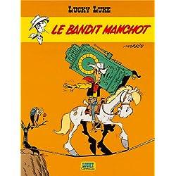 Lucky Luke, tome 18 : Le Bandit manchot