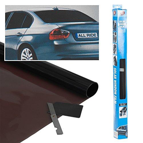 Auto Fenster Tint schwarz Folie 300x - Getönte Fenster-folie
