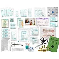 Komplett-Set Erste-Hilfe KITA PLUS 1 DIN/EN 13157 für Betriebe incl. Notfallbeatmungshilfe preisvergleich bei billige-tabletten.eu