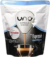 Kimbo Capsula Uno Espresso Sublime (6 astucci da 16 capsule - totale )