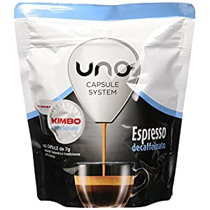 Kimbo Capsula Uno Espresso Sublime (6 astucci da 16 capsule - totale ) 5