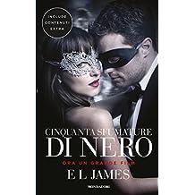 Cinquanta sfumature di Nero (Omnibus) (Italian Edition)