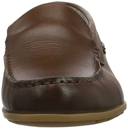 FRETZ men Herren Sorrento Slipper Braun (Cavallo)
