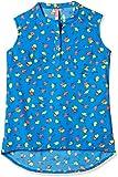 Bare kids Girls' Shirt (AW16-BLS-1564_Navy_15 - 16 years)