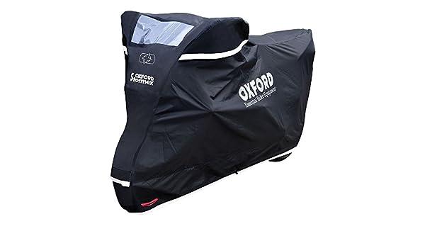 HONDA ST1300 PAN EUROPEAN Oxford Stormex Waterproof Motorcycle Bike Cover Black