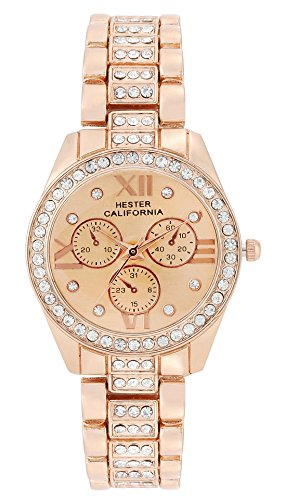 Fabiano New York Analogue Mother Of Pearl Dial Women's Watch – Hc50