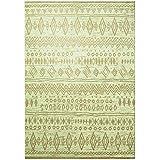 wecon Home Alfombra Contemporary Kelim WH de 0658–06, beige, 200 x 290 cm