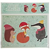 dotcomgiftshop Rusty And Friends Christmas Advent Calendar