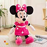SCOOBA Kids Plush Soft Toy 50cm Height Pink and Black Color