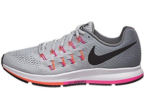 Nike 831358-006, Sneakers trail-running femme Gris