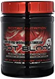 Scitec Nutrition Hot Blood 3.0 Orange Juice, 1er Pack (1 x 300 g)