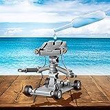 Great Gizmos Science Salt Water Power Robot (Green)
