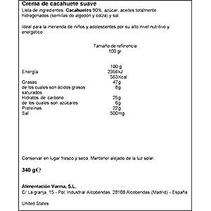 51AvwOkdh4L. SS300  - Capitn-Man-Suave-Crema-de-Cacahuete-340-g