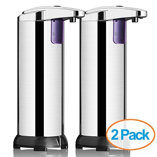 ClearMax Dispensador de jabón automático