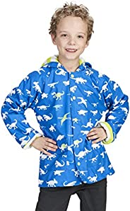 Hatley Boys Raincoat-Lots of Sharks Chubasquero para Niños