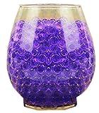 2000X Wasserperlen Pflanze Blume Kristall Boden Vase Hochzeit Dekoration