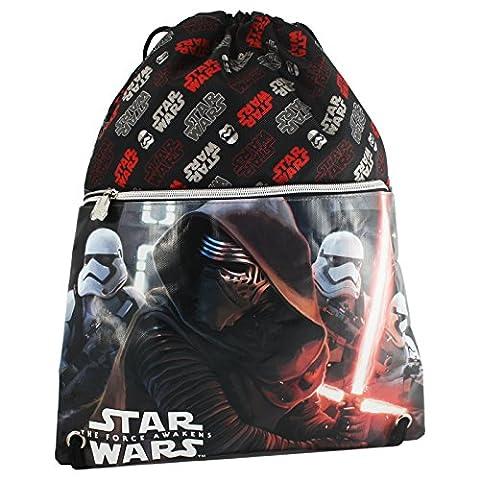 Disney Star Wars Kylo Ren Sac à dos Sac pour l'ecole Cartable