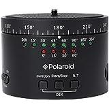 Polaroid Cabezal de bola electrónico para fotografía panorámica para GoPros, smartphones, cámaras digitales y DSLR. Adaptadores incluidos