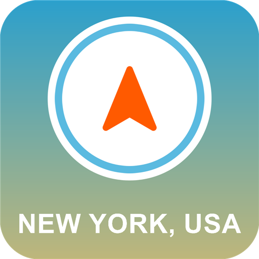 Nueva York, EE.UU. GPS