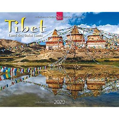 Tibet - Land des Dalai Lama 2020: Großformat-Kalender