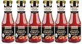 WERDER 6 x Premium Tomatenketchup 250 ml