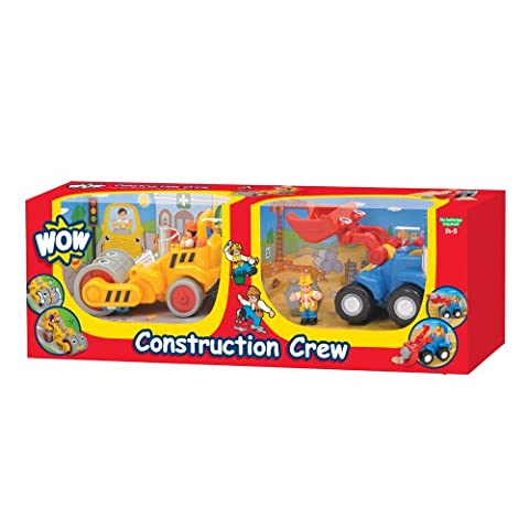 WOW Toys Konstruktion Crew
