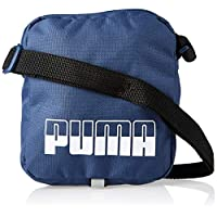 PUMA Unisex-Adult Small Shoulder Bag, Blue - 0760611