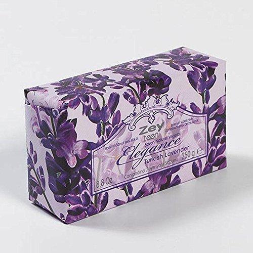 OLIVOS Elegance Series Savon Lavender 250 g