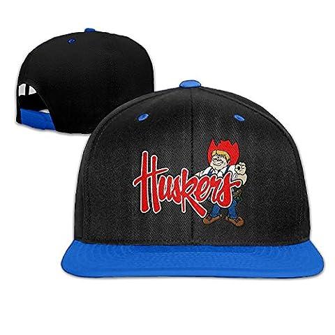 Nebraska Huskers Logo Hip Hop Caps Men Women Cool Snapback