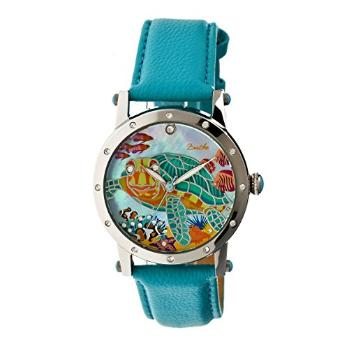 bertha-armbanduhr-analog-bthbr4901-turquoise