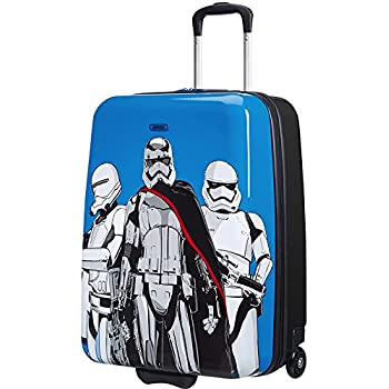 Valise rigide American Tourister Star Wars Saga 60 cm bleu VtC65