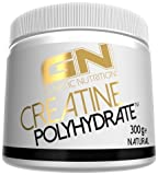 GN Laboratories Creatine Polyhydrate Supplement Leistungsfähigkeit Muskelaufbau Kreatin Hydrochlorid 300g (Cola)