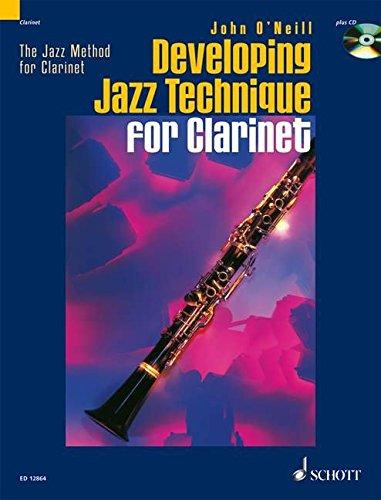 developing-jazz-technique-for-clarinet-improvisation-stilistik-spezialeffekte-vol-2-klarinette-ausga