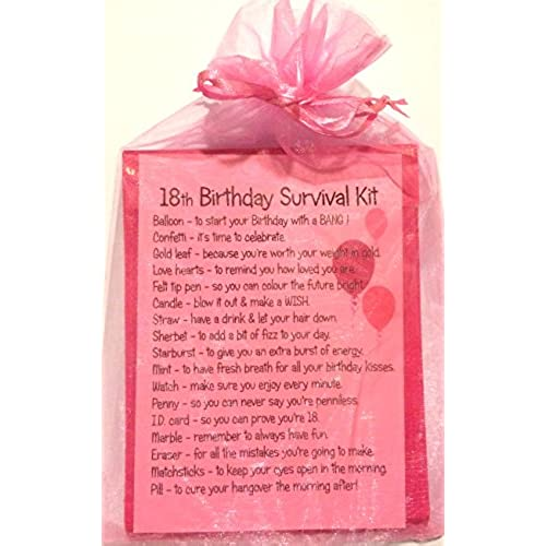 18th Birthday Present: Amazon.co.uk