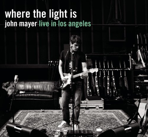 Where The Light Is: John Mayer...