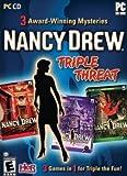 Nancy Drew Triple Threat: Treasure In The Royal Tower / The Final Scene / Secret Of The Scarlet Hand