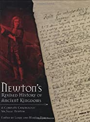 NEWTON S REVISED HISTORY OF ANCIENT KING