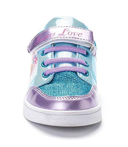 Disney La Reine des neiges Fille Sneaker - turquoise Turquoise