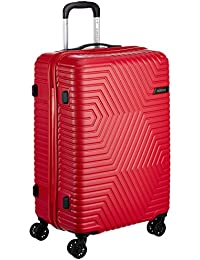 American Tourister Ellen ABS 79 cms Red Hardsided Check-in Luggage (AMT Ellen SP79 cm TSA RED)