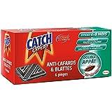 CATCH Set de 6 Contaminateurs Anti-cafards