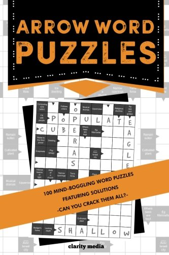 Arrow Word Puzzles: 100 puzzles with solutions