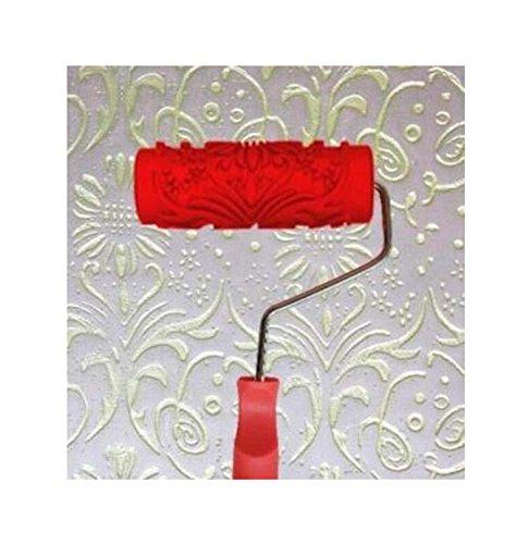 black temptation attrezzo della decorazione della parete del corridore della pittura del corridore della pittura della parete del rullo di goffratura, modello 17