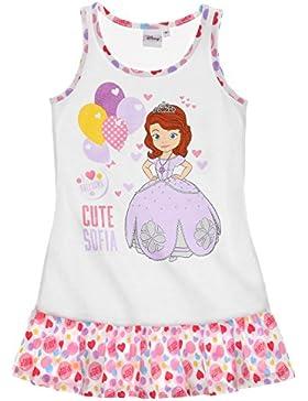 Disney Sofia die Erste Mädchen Nachthemd 2016 Kollektion - weiß