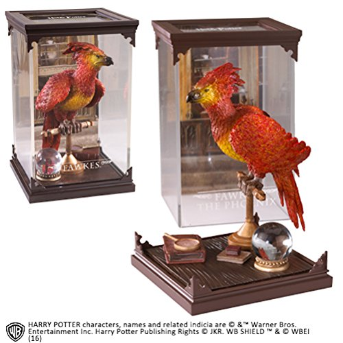 Noble Collection Mod. NN7540 - Diorama de Fénix, criaturas mágicas
