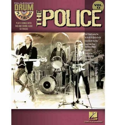[(Drum Play-Along: Volume 12: The Police )] [Author: Police] [Jul-2010]