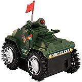 Rotle Miniature Model Military Shade Tumbling Tanks - Multi Color