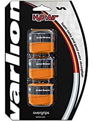 Varlion H2O Air - Overgrip de pádel, color naranja