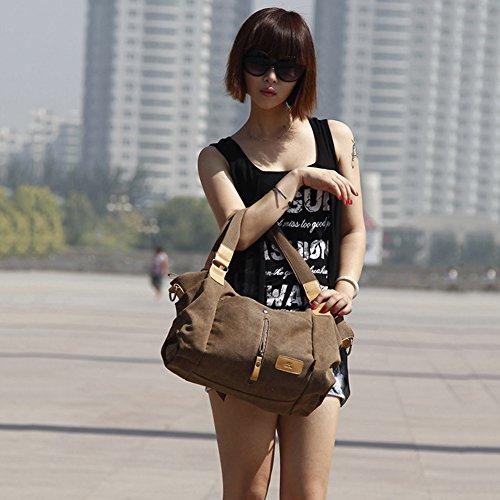 SHUhua ,  Damen Tasche braun