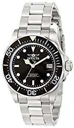 Invicta Pro Diver Men's Analogue Classic Quartz Watch With Stainless Steel Bracelet – 9307